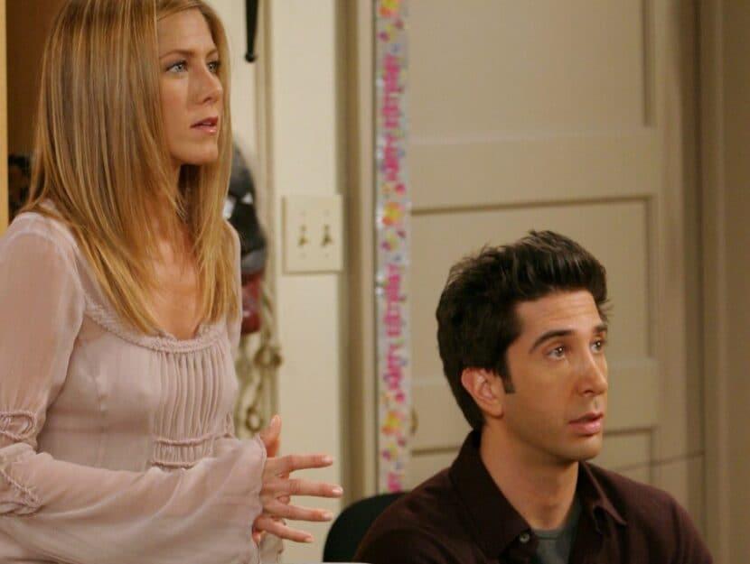Rachel e Ross